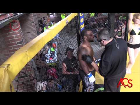 SFCL Midday Melee Todd Kerentoff Vs. Derius Carter 205 Tournament