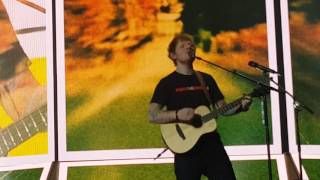 ed sheeran castle over the hills live at berlin 27 03 2017