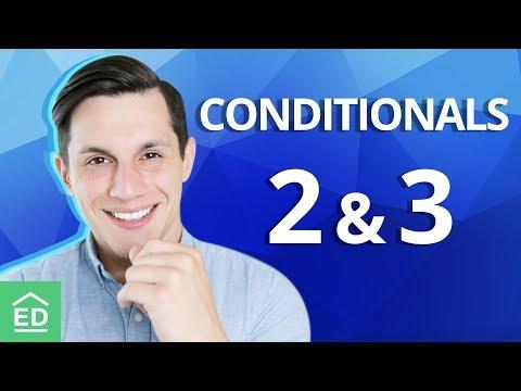 Second Conditional And Third Conditional/ Условные предложения: 2 и 3 типы