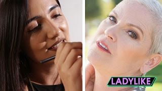women give a dream makeover ladylike