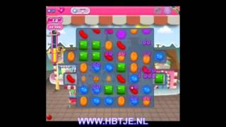 Candy Crush Saga level 1 to 20