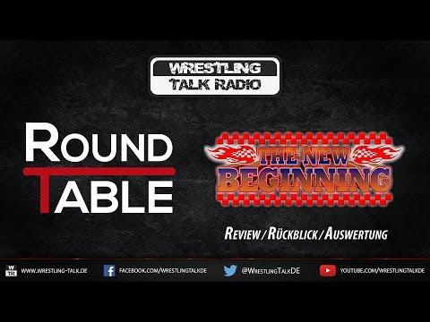[WTR #460] NJPW New Beginning in Osaka & Niigata 2016 Reviews [Deutsch/German]