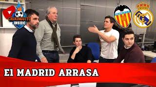 El MADRID ARROLLA al VALENCIA y ya está en la FINAL | MdR