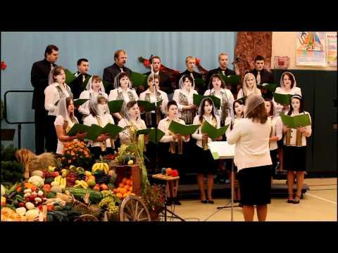 Church Choir - Хвалите Господа