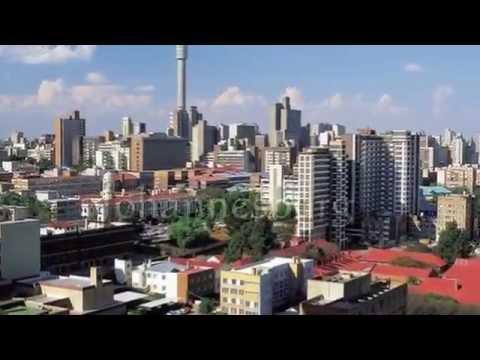 South Africa - Johannesburg & Gauteng Province