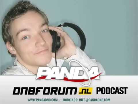 PandaDNB - Drum & Bass Mix - Panda Mix Show
