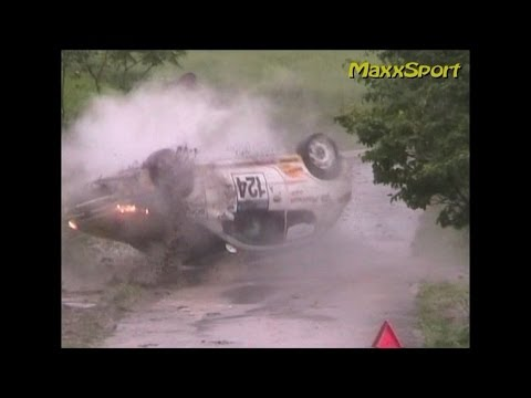 Rally Crash Compilation 2005-2006