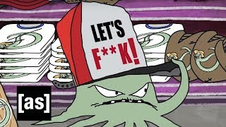 Horny | Squidbillies | Adult Swim