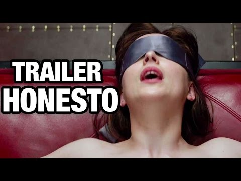 Trailer Honesto - 50 Sombras de Grey