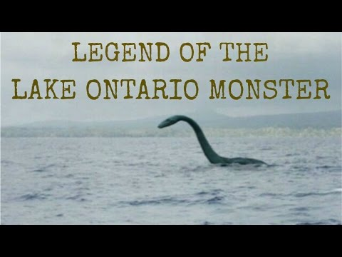 The Legend Of The Lake Ontario Monster