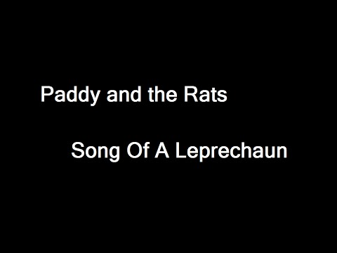 Paddy and the Rats - Song Of A Leprechaun (szöveggel)