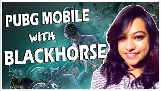 🔴rs 29 membership!Aj to masti! PUBG MOBILE (EMULATOR) WITH BLACKHORSE #496