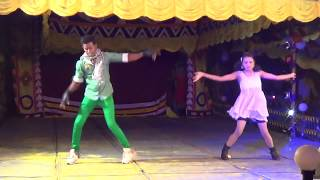rangila rangila chitare stage dance 2014 jatra dance omm maa kali natya parishad aruha