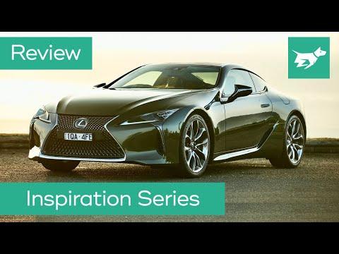 Lexus LC 500 2020 Review