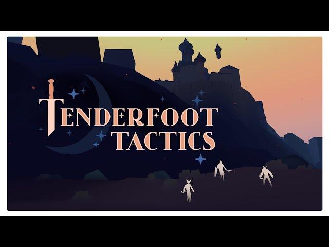 Simples, desafiador e viciante! - Tenderfoot Tactics Gameplay 1080p 60fps