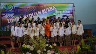 Paduan Suara SMA PASUNDAN 1 BANDUNG @PDAM Kota Bandung