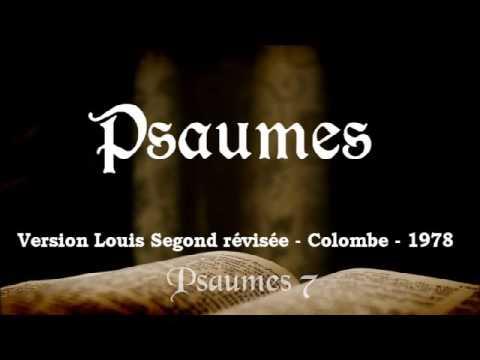 PSAUMES 1 à 50 (version Colombe)