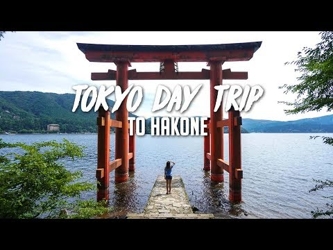 Hakone Travel Guide: Day Trip from Tokyo using the Hakone Free Pass  | The Travel Intern