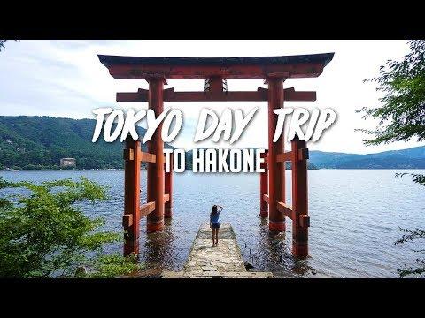 Hakone Travel Guide: Day Trip from Tokyo using the Hakone Free Pass  | The Travel Intern