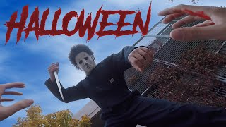 halloween-michael-myers-vs-parkour-pov