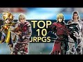Top 10 JRPGs (No Squaresoft) | Mike's Pi