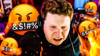 Reacting to the Best Behzinga Rage Moments