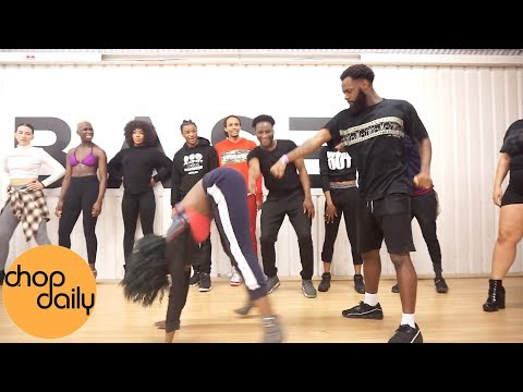 Eugy x WizKid - Soco Remix (Afro In Heels Dance Video) | Patience J Choreography | Chop Daily