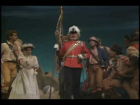 Pirates of Penzance Sing Along: Major-General's Song - YouTube