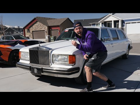 He Fired Me. So I Bought Him A Rolls Royce.