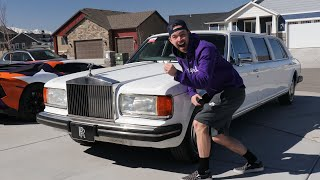He Fired Me.  I Bought him a Rolls Royce.