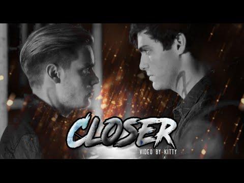 closer • alec x jace (jalec) {shadowhunters}
