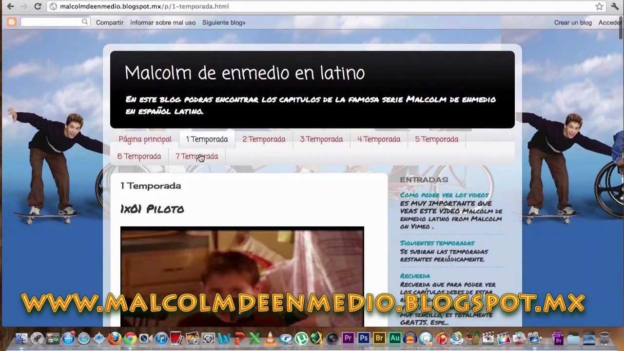 Malcolm El De En Medio - JustWatch