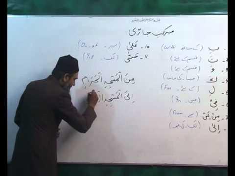 Prepositions with Pronouns Huroof Jaara with zamaaer - Befriending