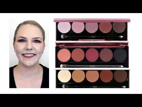 Dose of Colors 5 Pan Palettes Review