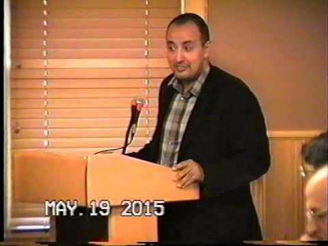 Tewksbury, MA: Board of Selectmen Meeting: May 19, 2015: Part 1 of 3