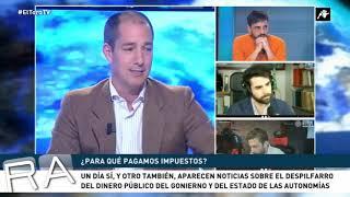 Diputado VOX VÍCTOR GUIDO vs ROMA GALLARDO | Toro TV