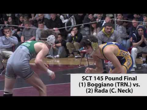 Nick Boggiano | Toms River North | 2019 Shore Conference 145 lb champ