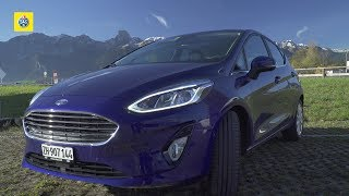 Ford Fiesta 2017 - Autotest