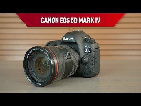 Canon EOS 5D Mark IV fotoğraf makinesi incelemesi
