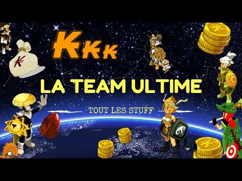 DOFUS TOUCH l LA TEAM ULTIME OPTI FARM, DES MILLIONS PAR JOURS no fake no putaclic bb