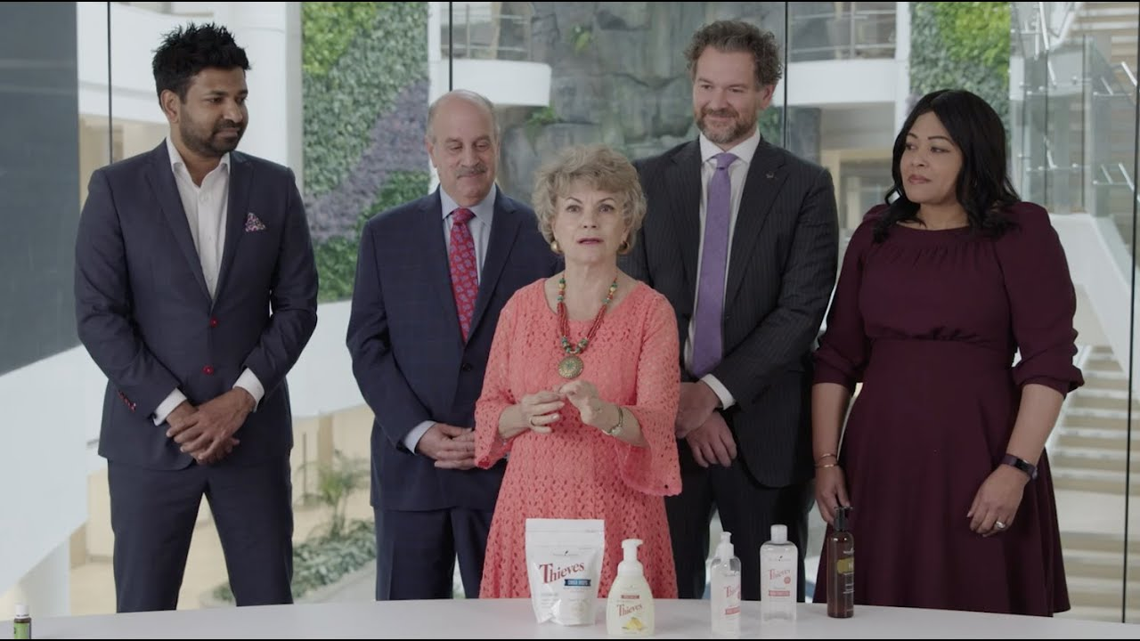 Executive announcement - COVID-19 Update   Young Living Europe