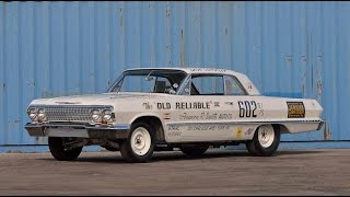 1963 Chevrolet Impala Z11 'Old Reliable IV' // Mecum Kissimmee 2017
