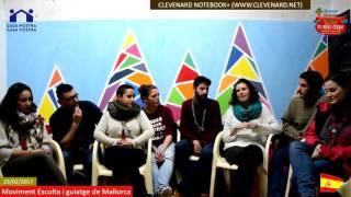 Moviment Escolta i guiatge de Mallorca 23,02,2017