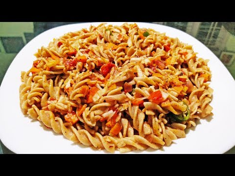 Whole Wheat Pasta for Weight Loss | Healthy Pasta Recipe for Weight Loss | Weight Loss Pasta Recipe
