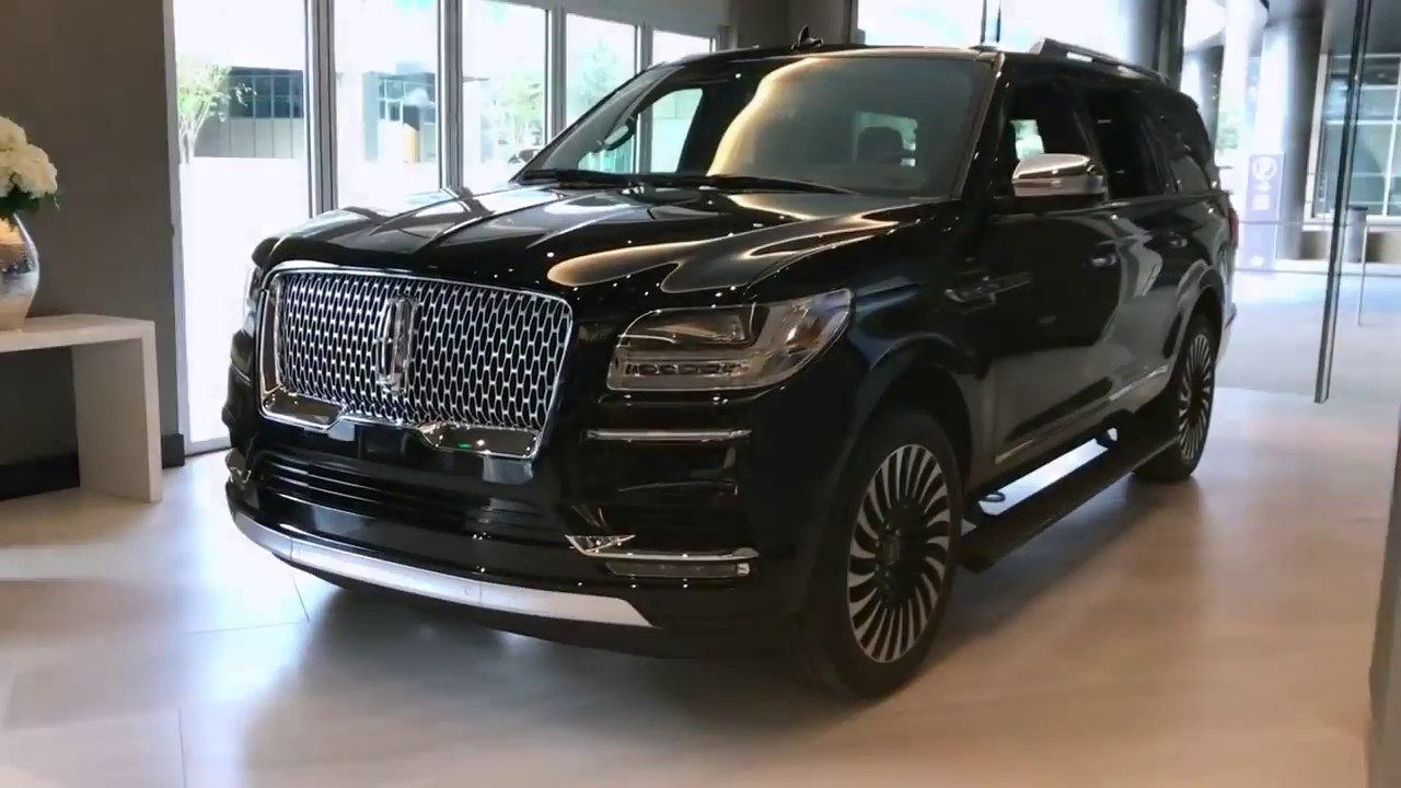 2018 lincoln navigator black label destination first look youtube. Black Bedroom Furniture Sets. Home Design Ideas
