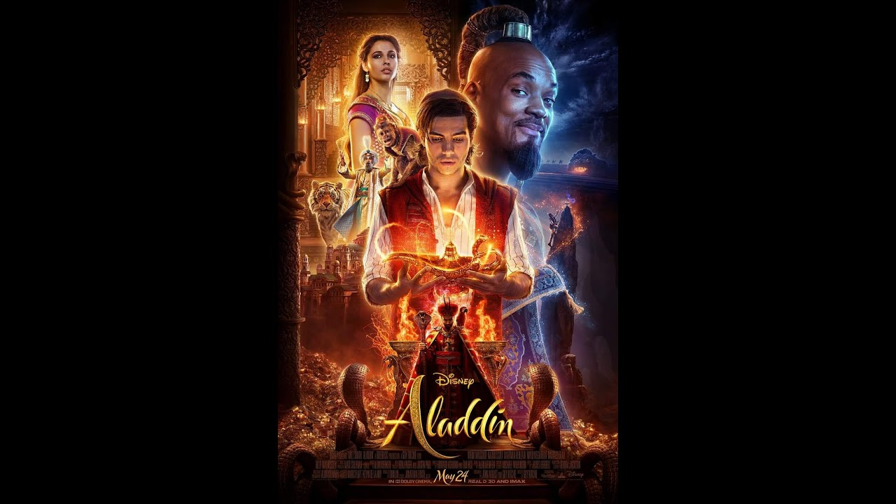 Download Aladdin 2019 Full Movie HD part 4 YMO | Your Movies Official