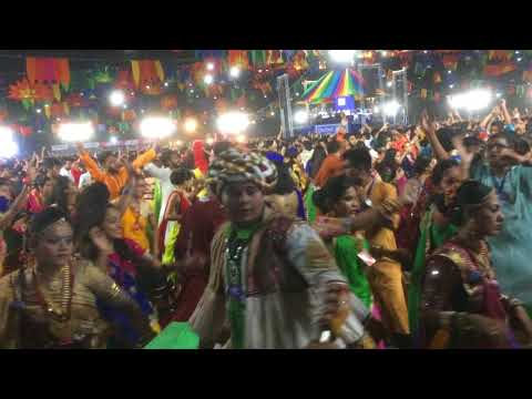 United way 2017 Navratri Tara naam ni chundadi odhi By Atul Purohit