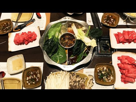 Korean Soup &BBQ