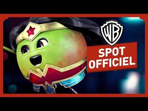 Oasis et les Super-H�ros DC Comics s?unissent ! - Spot Officiel