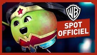 Oasis et les Super-Héros DC Comics s'unissent ! - Spot Officiel